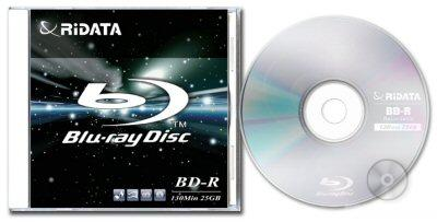 blue ray discs advanced format of