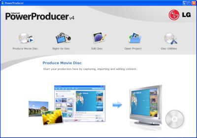CDRLabs com - Software Bundle - LG GGW-H20L Super Multi Blue Blu-ray