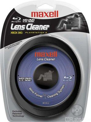 how to clean a blu ray player lens