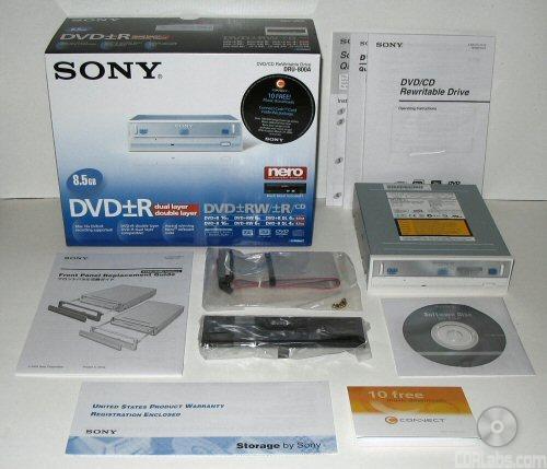 драйвер для sony dvd rw dru 510u