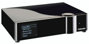 CDRLabs.com - CDRLabs.com - Toshiba Announces 2TB STOR.E TV+ Multimedia Hard Drive
