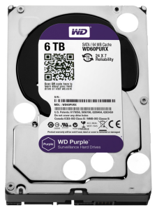 wd purple hdd