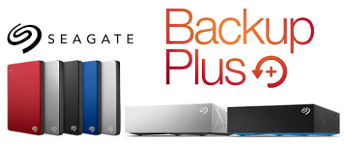 seagate backup plus drives