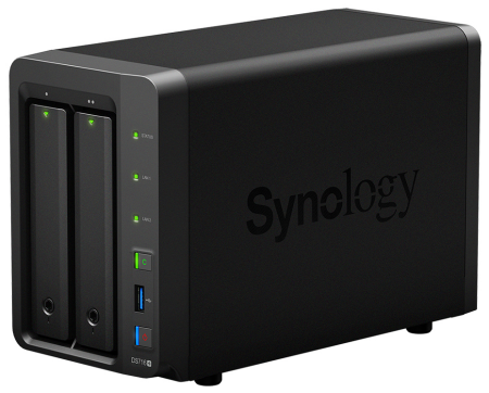 synology diskstation ds716 nas