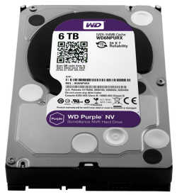 wd purple nv hdd