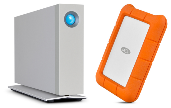 Lacie D2 Rugged