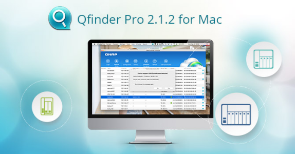 Qfinder Pro for Mac