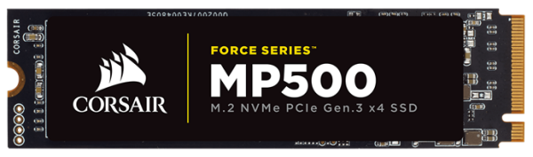 cosair mp500 nvme ssd