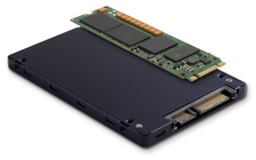 micron enterprise 5100 Series ssds