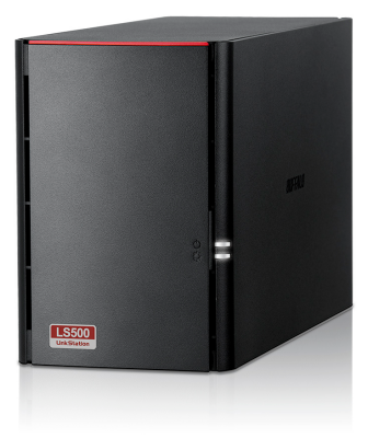 Buffalo LinkStation 520DN NAS