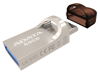 adata uc370 otg usb flash