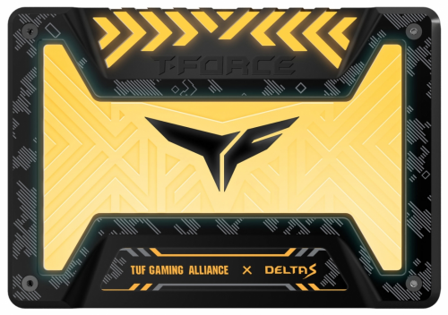 TEAM GROUP DELTA S TUF Gaming RGB SSD