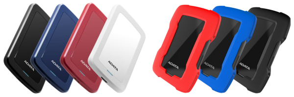 adata hv300 hd330 hdd