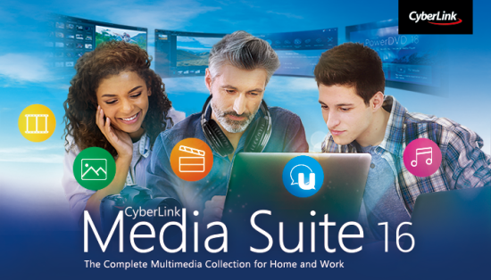 cyberlink media suite 16