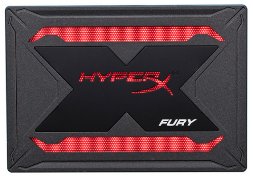 kingston hyperx fury rgb
