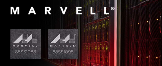 marvell nvme ssd controllers