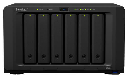 synology diskstation DS1618 nas
