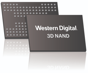 wd 3d nand qlc