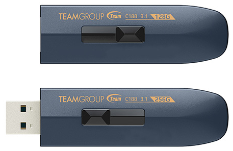 team group c188 usb flash drive