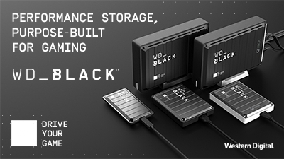 wd black gaming
