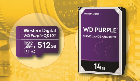 wd purple products