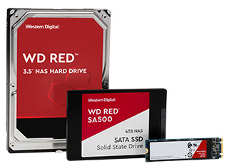 wd red storage solutions