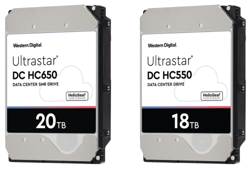 western digital 18tb 20tb hdd