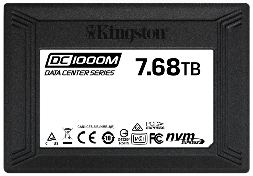 kingston dc1000m ssd