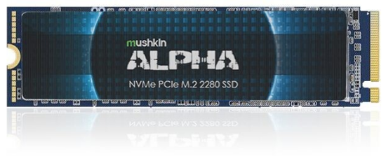 mushkin alpha series ssd
