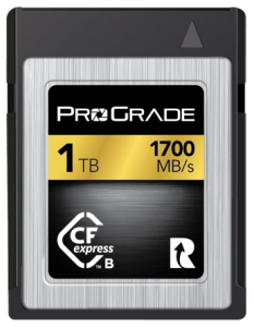 prograde cfexpress gold