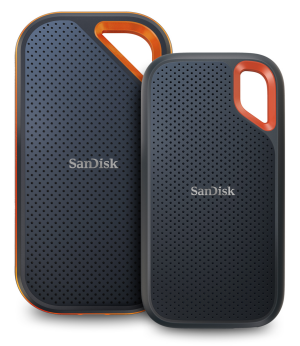 sandisk extreme portable ssds