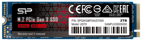 silicon power ud70 ssd