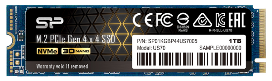 silicon power us70 ssd