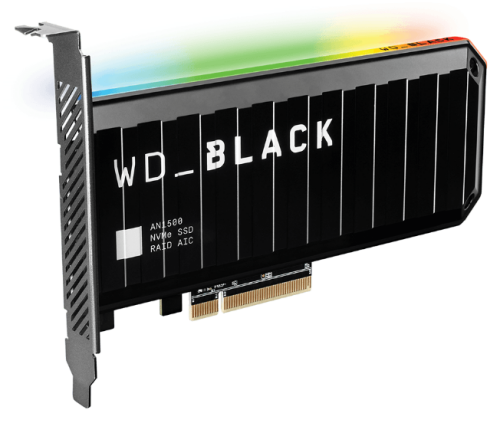 wd black an1500 ssd