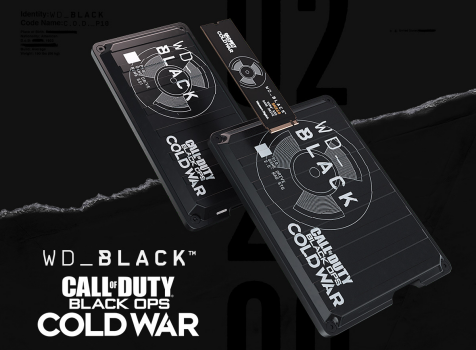 wd black cod black ops cold war