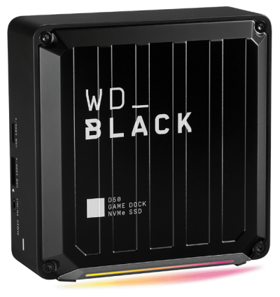 wd black d50 game dock