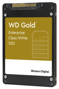 wd gold ssd