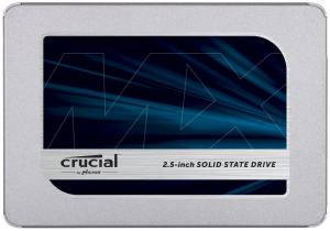 Crucial MX500 1TB Solid State Drive