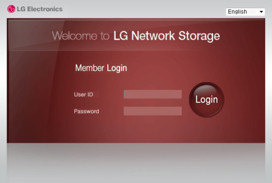 CDRLabs com - System Settings - LG N2A2 2TB Network Storage
