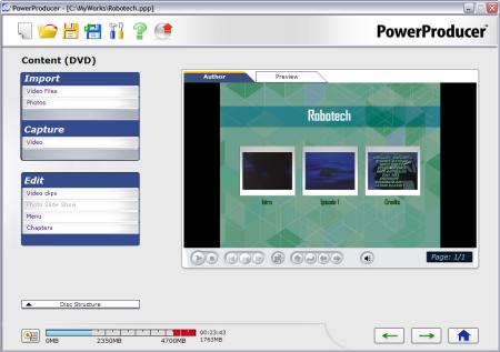 powerdirector dvd menu templates - lite on dh 4b1s 4x blu ray