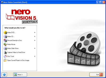 Nero vision 4 button image problem | afterdawn discussion forums.