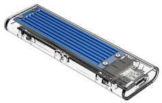 Orico Transparent NVMe Enclosure