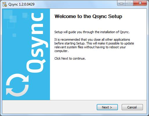 CDRLabs com - QSync - QNAP TS-470 4-Bay Turbo NAS Server