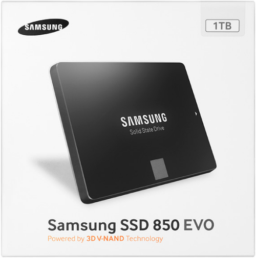 CDRLabs.com - CDRLabs.com - Samsung SSD 850 EVO 1TB Solid State Drive