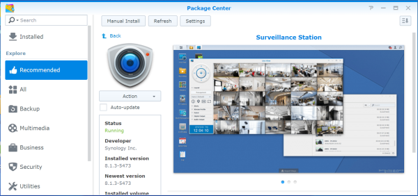 CDRLabs com - Surveillance Station - Synology DiskStation