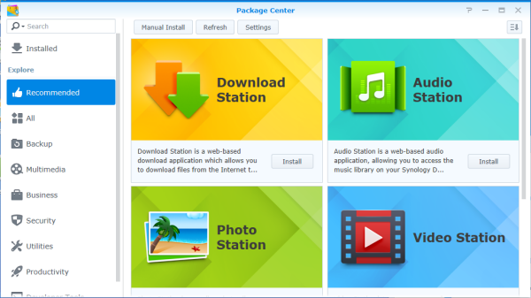 CDRLabs com - Multimedia Apps - Synology DiskStation DS218+ 2-Bay