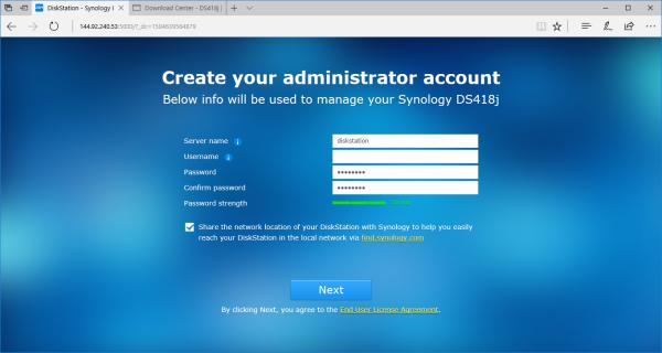 CDRLabs com - Synology DiskStation DS418j 4-Bay NAS Server - Reviews