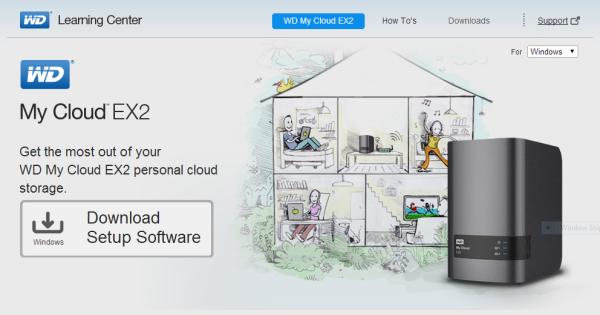 western digital my cloud ex2 4tb personal cloud storage. Black Bedroom Furniture Sets. Home Design Ideas