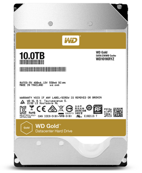 wd gold hdd 10tb