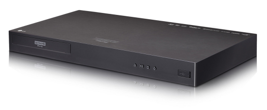 lg UP970 ultra hd blu ray player